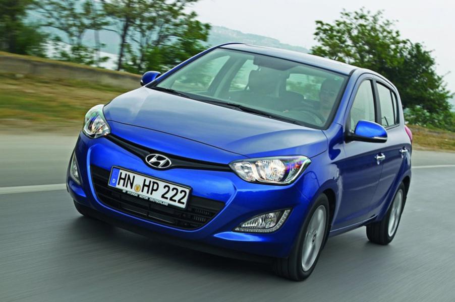 Hyundai i20 (2009-15) (2)