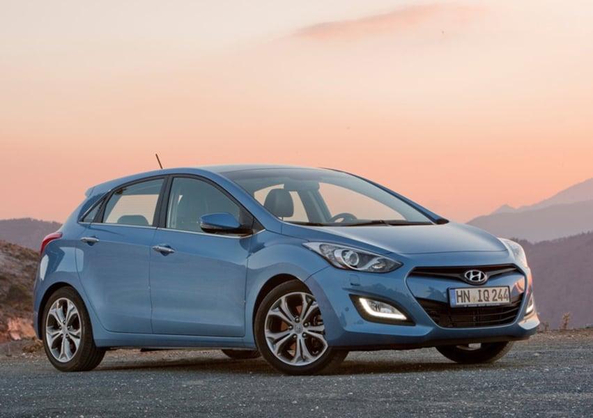 Hyundai i30 1.4 5p. Comfort Plus (4)