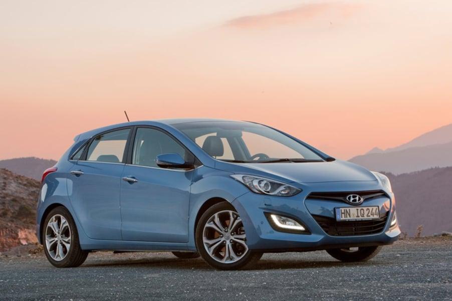 Hyundai i30 1.6 CRDi 5p. Go! (3)
