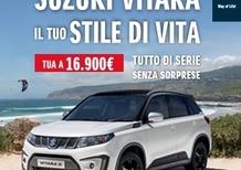Suzuki nuova Vitara in offerta a 16900 €