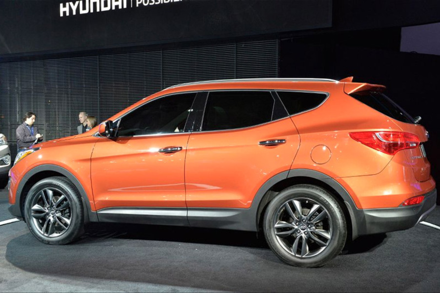 Hyundai Santa Fe (5)