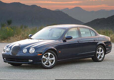 Jaguar S-Type (2004-05)
