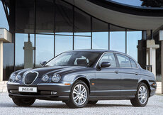 Jaguar S-Type (2005-06)