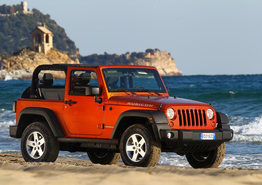 Jeep Wrangler 2.8 CRD Sport Auto
