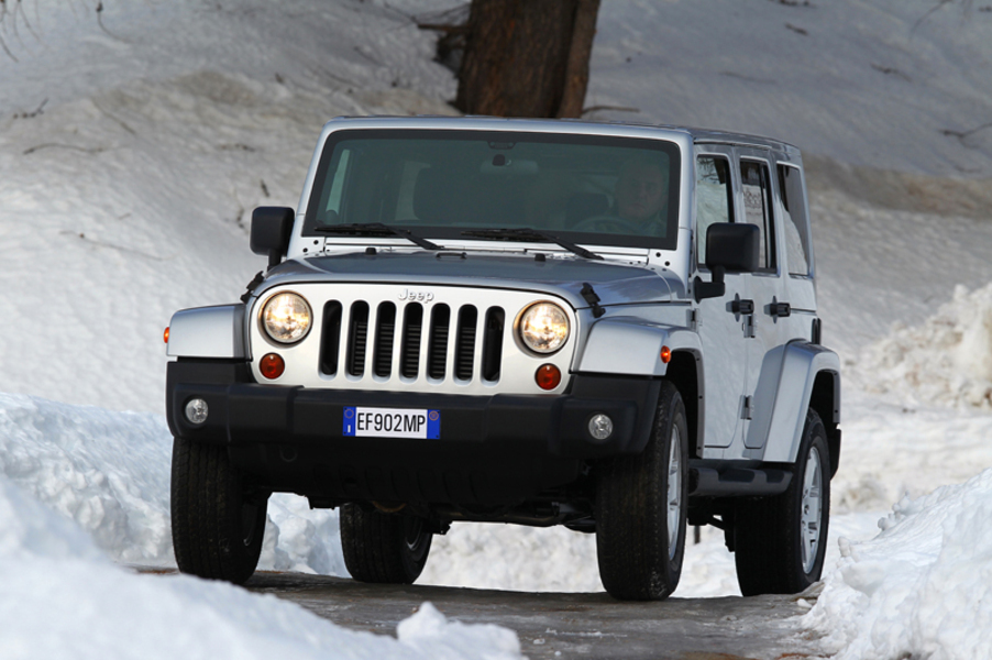 Jeep Wrangler Unlimited (5)