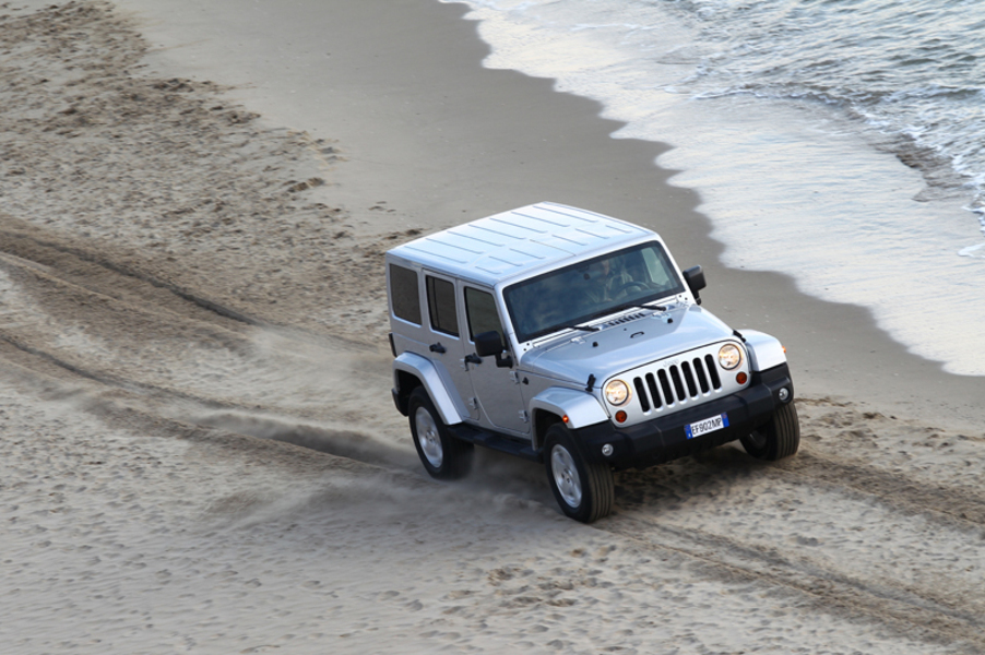 Jeep Wrangler Unlimited (3)