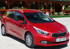 Kia Cee'd Sport Wagon (2012->>)
