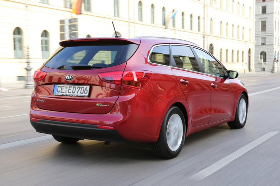 Kia cee'd Sport Wagon (5)