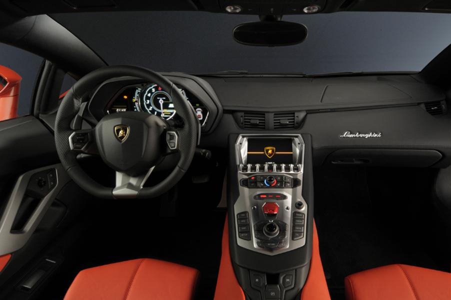 Lamborghini Aventador Coupé (5)