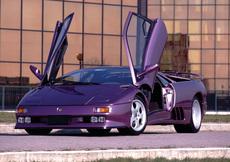 Lamborghini Diablo Coupé (1990-01)