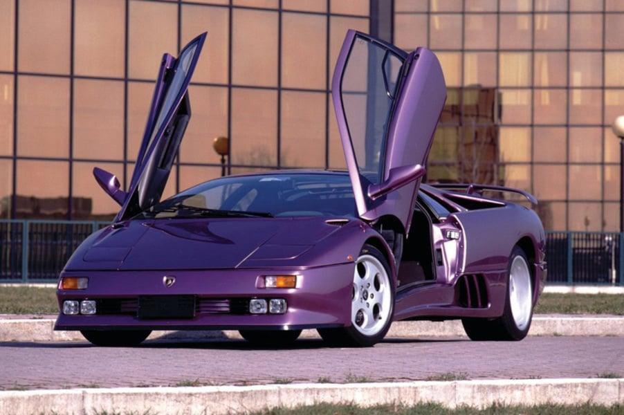 Listino Lamborghini Diablo Coupe 1990 01 Usate Automoto It