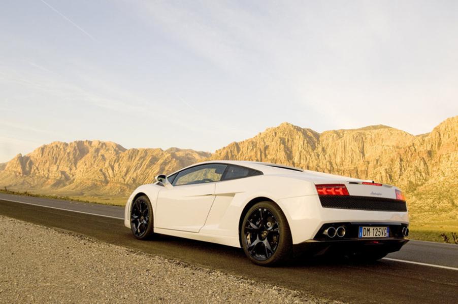 Lamborghini Gallardo Coupé (2003-13) (5)