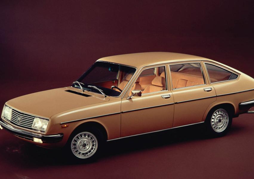 Listino Lancia Beta  1975-80  Usate
