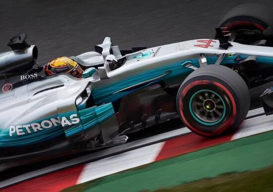 F1, GP Giappone 2017: vince Hamilton. Ritiro per Vettel