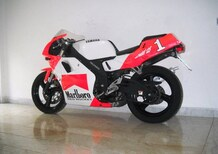 Le Belle e Possibili di Moto.it: Yamaha TZR 125R Red Rocket