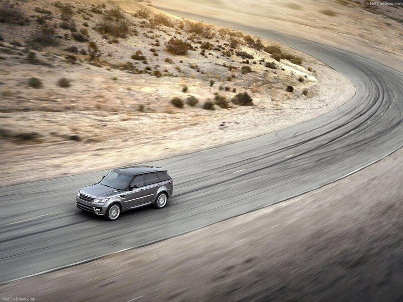 Land Rover Range Rover Sport (2)
