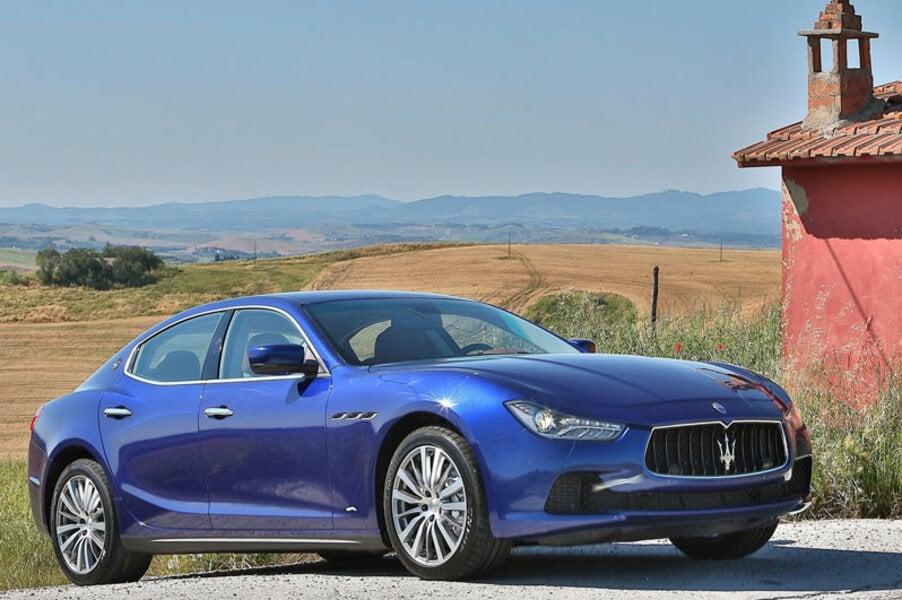 Maserati Ghibli (2013->>) (3)
