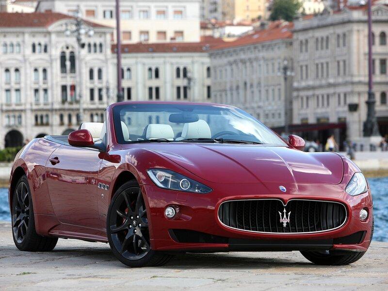 Maserati GranCabrio (2)