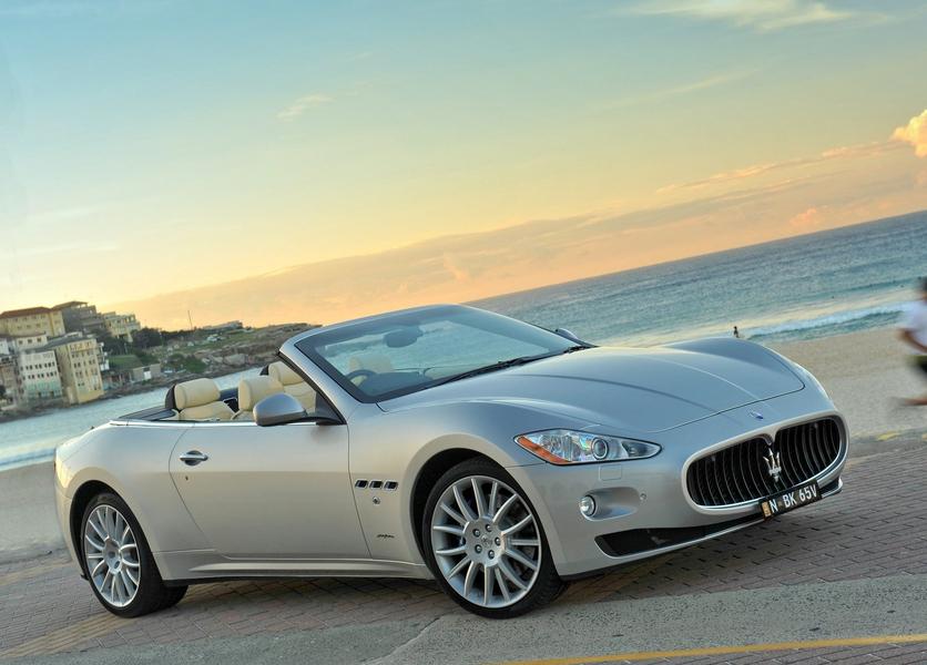 Maserati GranCabrio (5)