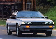 Mazda 626 (1984-87)