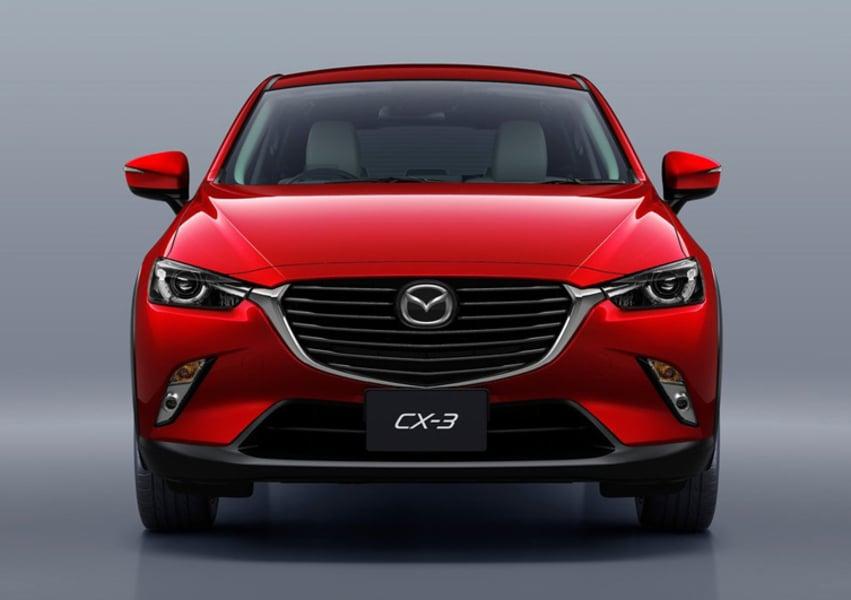 Mazda CX-3 2.0L Skyactiv-G 4WD Exceed (3)