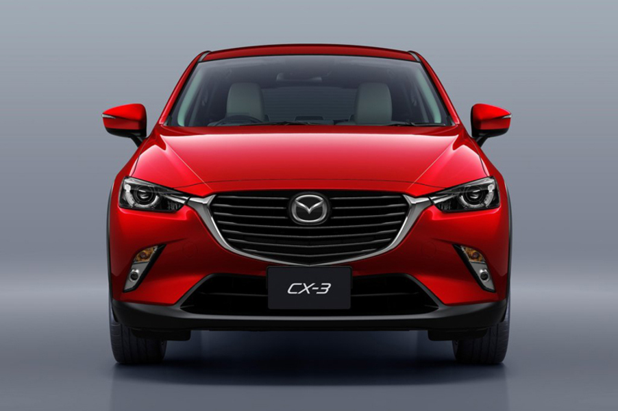Mazda CX-3 1.8L Skyactiv-D Executive (5)
