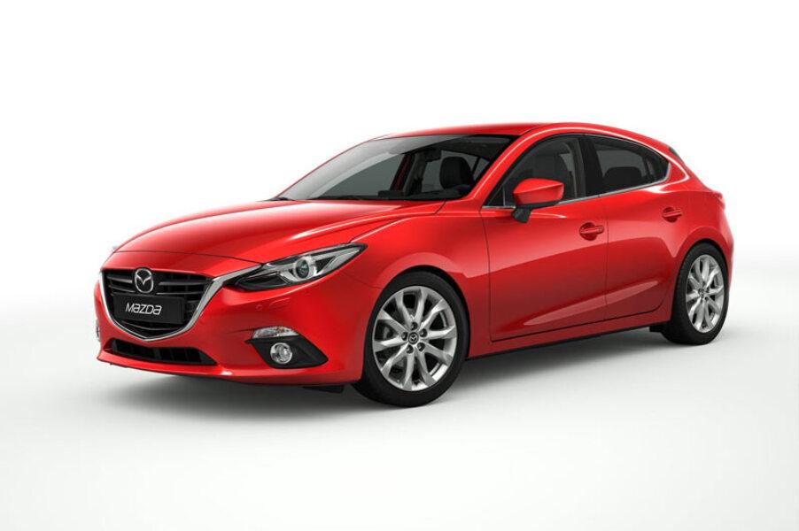 Mazda Mazda3 (5)