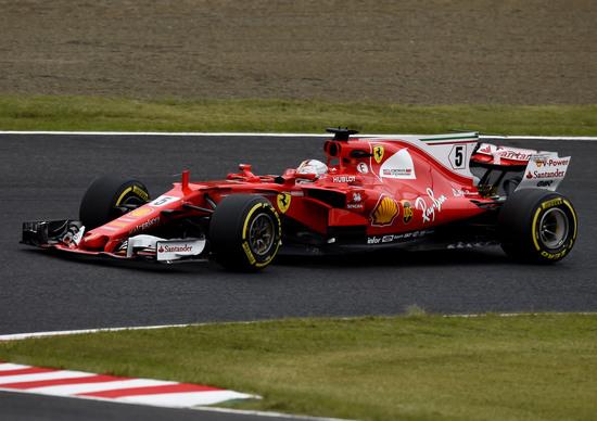 F1, GP Giappone 2017: Ferrari, è mancata la scintilla