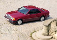 Mercedes-Benz 220 Coupé (1992-94)