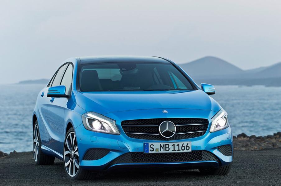 Mercedes-Benz Classe A (2012->>) (3)
