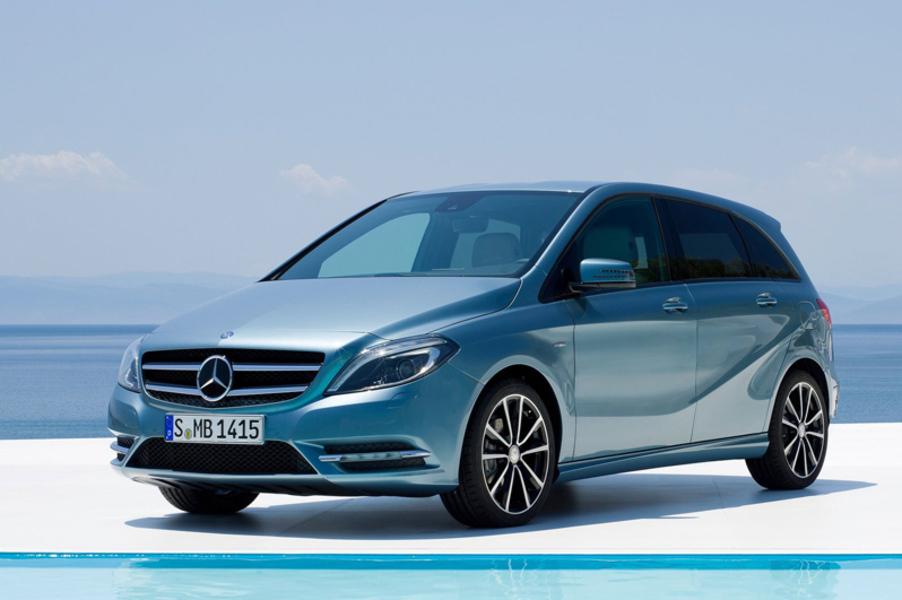 Mercedes-Benz Classe B (2)