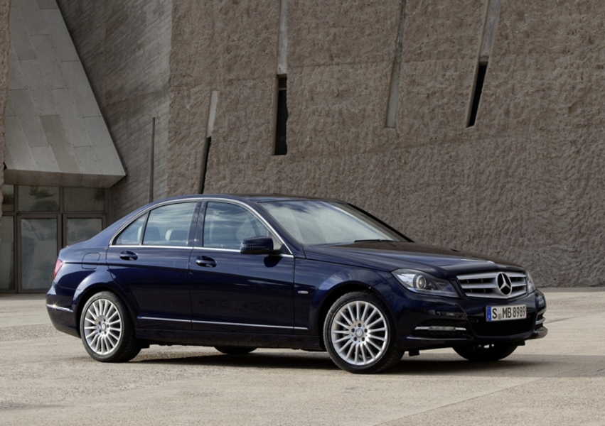 Mercedes-Benz Classe C 200 BlueEFFICIENCY Avantgarde (5)