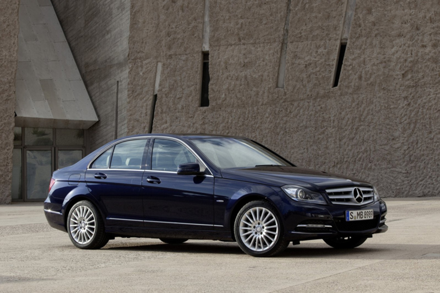 Mercedes-Benz Classe C 350 CDI BlueEFFICIENCY Elegance (5)