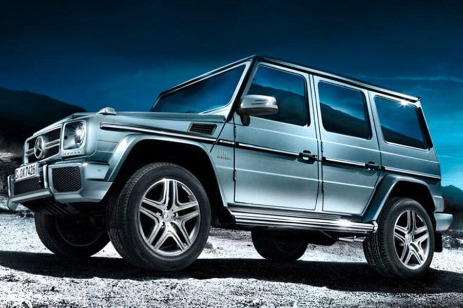 Mercedes-Benz Classe G (1993->>) (2)
