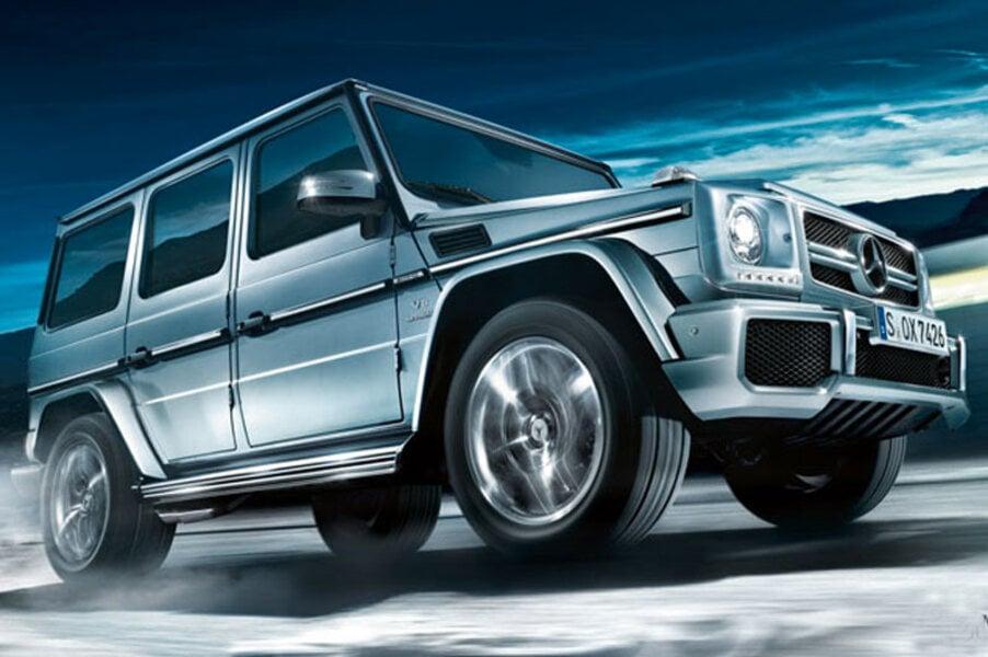Mercedes-Benz Classe G (1993->>) (5)