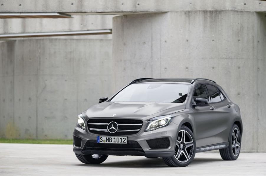 Mercedes-Benz Classe GLA (2013->>) (4)