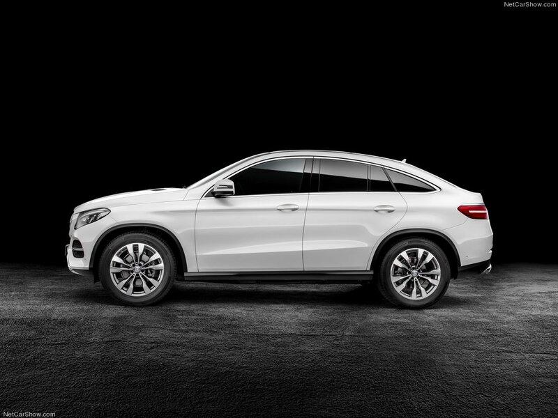 Mercedes-Benz GLE Coupé (3)