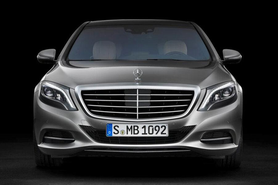 Mercedes-Benz Classe S (3)