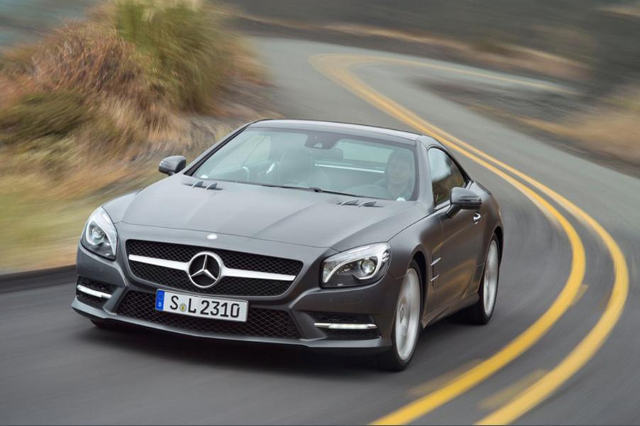 Mercedes-Benz SL (2)