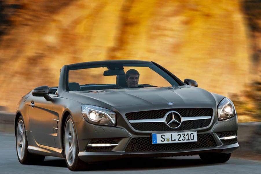 Mercedes-Benz SL (5)
