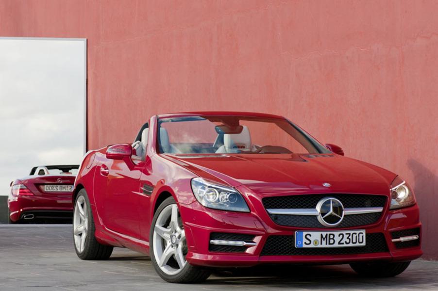 Mercedes-Benz SLK (2011->>) (2)