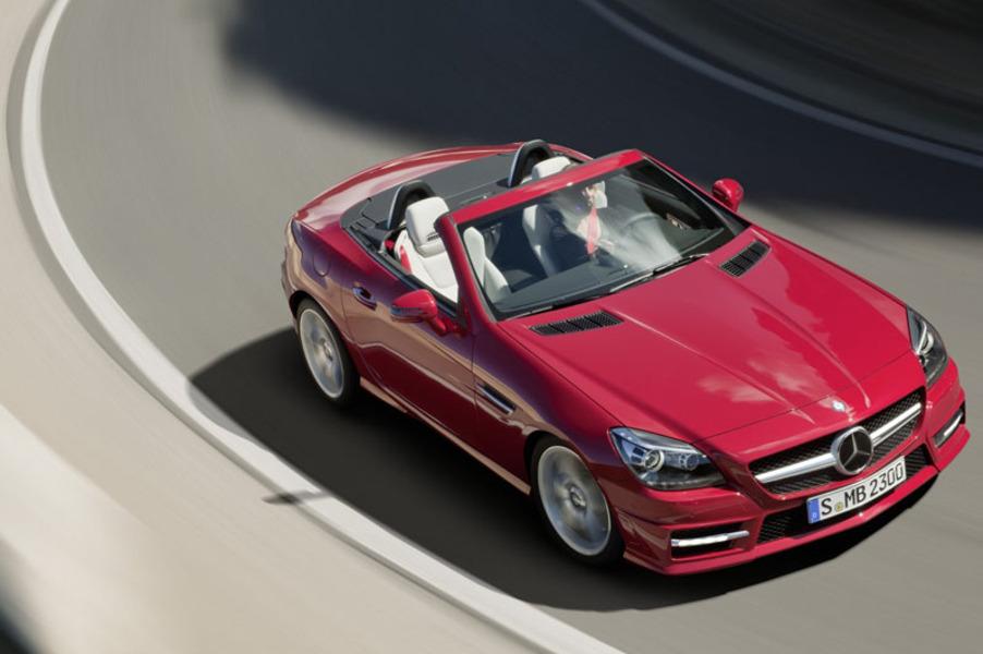 Mercedes-Benz SLK (2011->>) (4)