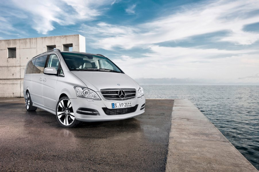 Mercedes-Benz Viano 3.0 CDI Fun