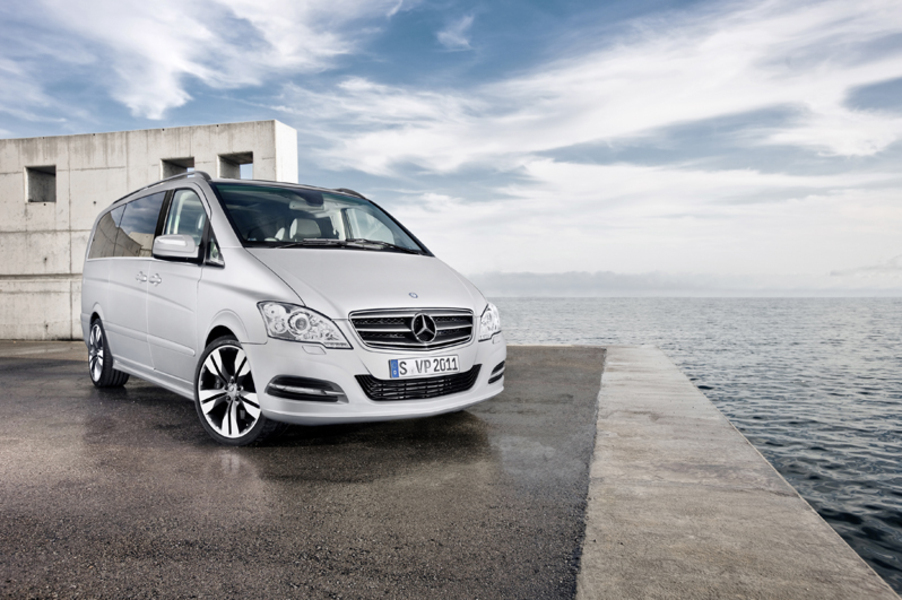 Mercedes-Benz Viano 2.0 CDI 4Matic Marco Polo