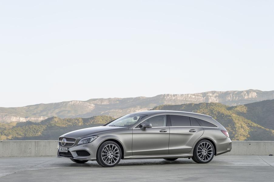 Mercedes-Benz CLS Shooting Brake (5)