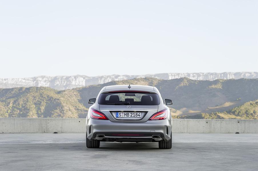 Mercedes-Benz CLS Shooting Brake (4)