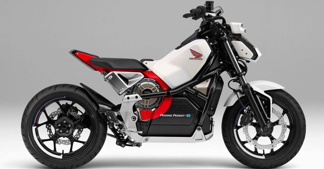 Honda Riding Assist-E. In direzione della guida autonoma