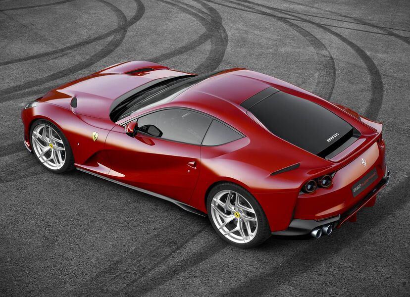 Ferrari 812 Superfast Coupé (4)