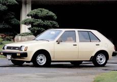 Mitsubishi Colt (1980-87)