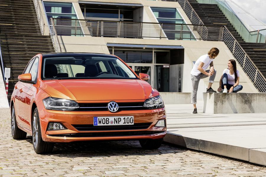 Volkswagen Polo (2017->>)